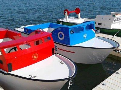 bateaux electriques