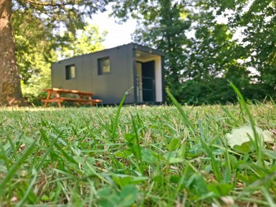 Emplacement glamping exterieur